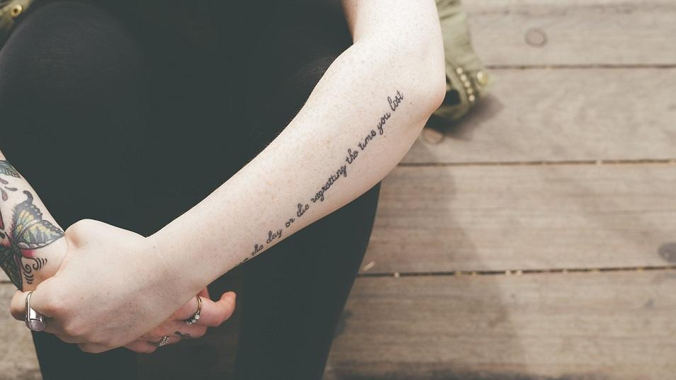 Phrases De Tatouage Amour
