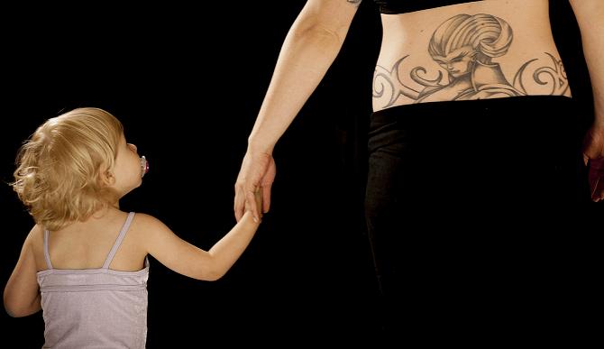 Phrase De Tatouage Sur L Amour Maternel Maman